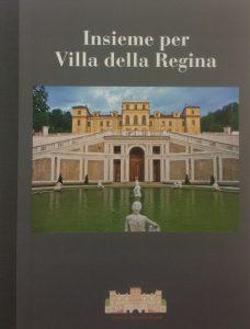 libro associazione amici di Villa della Regina