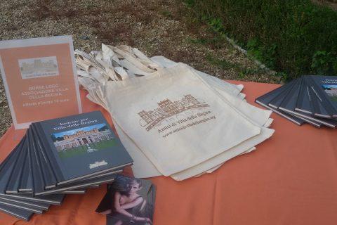"""Il nostro primo libro: """"Insieme per Villa della Regina"""""""