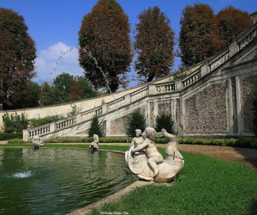 fontana Villa della Regina