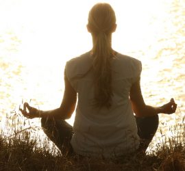 Yoga a Villa della Regina