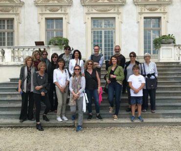 gita a Venaria con lo storico dell'arte Luca Avataneo