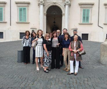 gita a roma al Palazzo del Quirinale