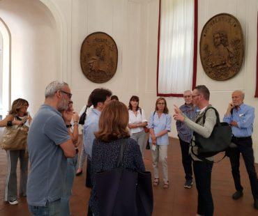 gita a Stupinigi con lo storico dell'are Luca Avataneo