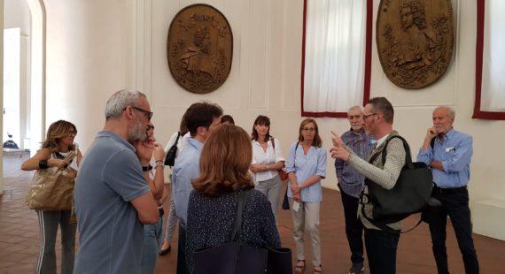 """Visita alla mostra """"Andrea Mantegna: rivivere l'antico, costruire il moderno"""""""