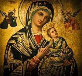 L'immagine della Madonna nell'arte, tra dogmi e concili