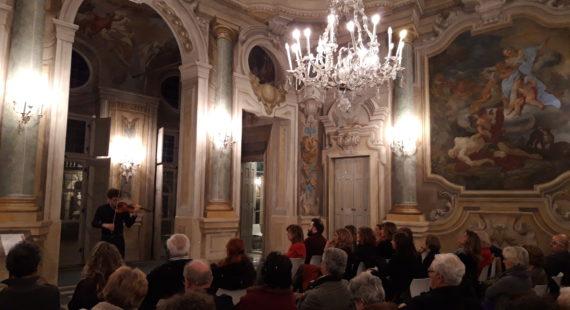 """Concerto: Il Viaggio della Regina """"da Brahms ai Beatles"""""""